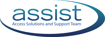 ASSIST Access and Cost Support logo